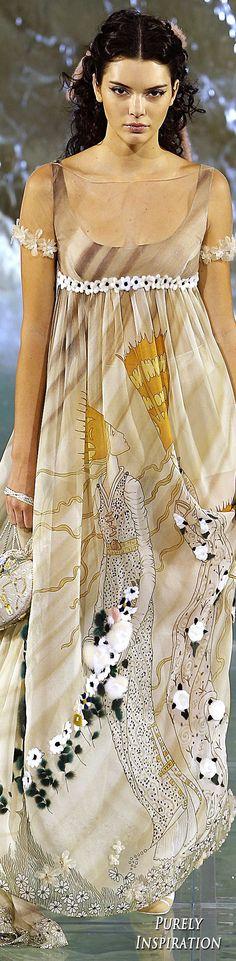 Fendi Fall 2016 Haute Couture   Purely Inspiration