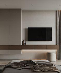 CRISP - VANILLA - GELATO on Behance Gelato, Wall Design, Crisp, Architecture Design, Master Bedroom, Vanilla, Wall Decor, Cabin, Living Room