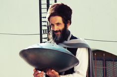 Musicien de Tsfat (Israel) Facebook: audrey daisy photography