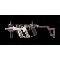 KRISS Vector Rifle With an unusual delayed blowback system and an in-line design crafted to reduce recoil and muzzle climb, the KRISS Vector Rifle is a submachine gun with a ton o...