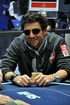 EPT Deauville - Patrick Bruel. #Winamax #poker