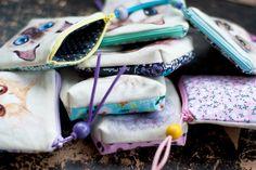 novamelina - Cutest handmade pouches: www.novamelina.com