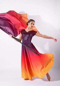 - Bold As Love. Available in: 51 Black, 54 Aqua, 89 Burgundy. By AWCT. This is stunning! Praise Dance Wear, Praise Dance Dresses, Worship Dance, Jazz Dance, Color Guard Uniforms, Color Guard Flags, Color Guard Costumes, Garment Of Praise, Dance Uniforms