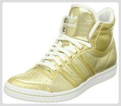 pretty nice 78aad 40a35 adidas Originals Top Ten Hi Sleek W, Baskets mode femme, Or 42 - Chaussures  adidas (Partner-Link)