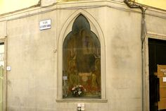 Tabernacolo del Cantaccio, Prato, Toscana