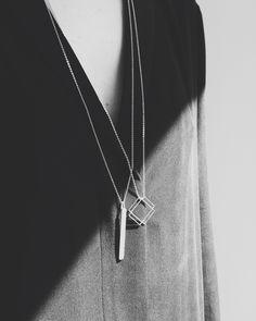 necklace /joa/ necklace /bonnie/ Anna Lawska Jewellery