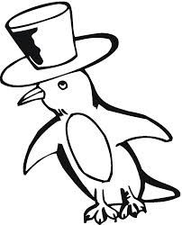 penguin colouring pages - Google Search
