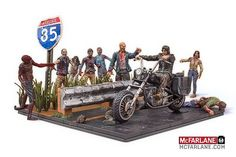 The Walking Dead: Todd McFarlane is changing the face of Toys once again. moviepilot.com