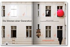Titelgeschichte: Die große NEON-Umfrage: Das sind wir! So geht es jungen Deutschen im Jahr 2014