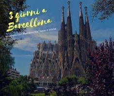 Piedini in Viaggio: Barcellona toccata e fuga! Itinerario con bambini ...