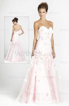 Gorgeous Strapless Draped Sleeveless Backless Tulle Sweet 16 Dress