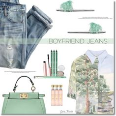 Borrowed from the Boys: Boyfriend Jeans Nº 2 ... 2017