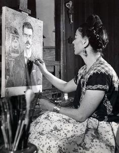 La Vie de Frida Kahlo