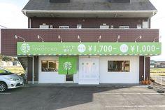 メンズカットサロンの店舗デザインイメージ