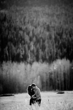 Yes, this is an engagement image, but I love the use of negative space and…