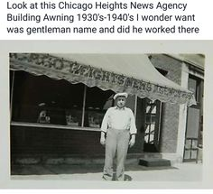 Chicago Heights history