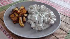 Tejszínes csirkemell - Csirkemell receptek Chicken, Food, Essen, Meals, Yemek, Eten, Cubs