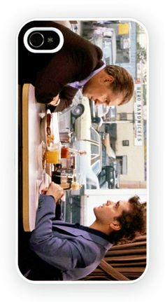 GoodFellas - DeNiro and Liotta Cas de telephone portable pour l'iPhone 4, 4S, 4, 5S, 5C et Samsung Galaxy S4 Retour couverture rigide - pas de telephone inclus Moule en polycarbonate dur couverture arriere avec l'image imprimee comme le montreCouleur impression directe est fondu et resistant aux rayures et offre une protection aux chocs et impactsSimple et facile snap sur l'installation d'un acces complet a la camera et portsGratuit Livraison dans le monde…