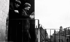 """""""We're out!"""" (Can't buy me love, oh! Love, oh! Can't buy me love, oh! ...)--from a Hard Day's Night."""