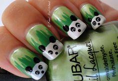 figura de osos para uñas