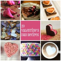 20 Valentine's Day Recipes - Stumbling upon Happiness
