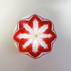 Christmas Temari