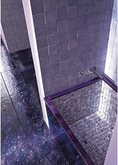 Would Love At Least A Purple Bathroom Tile And Deep Set Tub I This Perfect For My Dream House