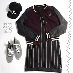 Sport Chic Look Sport Chic, Adidas Jacket, Athletic, Sports, Jackets, Outfits, Art, Style, Fashion
