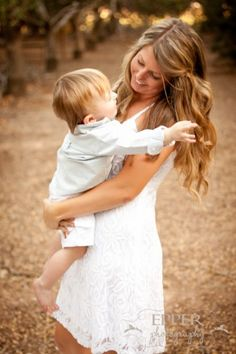 A beautiful photo by Epper Photography of my sister and nephew!   http://epperphotography.com/