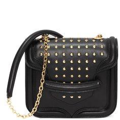 ALEXANDER MCQUEEN|Bags|Mini Spike Studded Heroine Chain Satchel