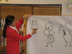 2014 diciembre: taller de ilustración con Ximena Maier
