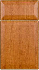 Nova in Rustic Cherry Thermofoil M and J Woodcrafts - Your Wholesale Cabinet Door Manufacturers