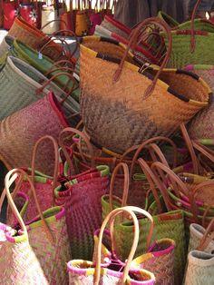 Provencal Market, Eygalieres - Vicki Archer