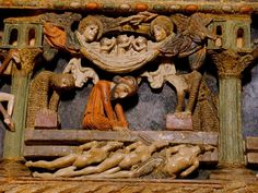 全部尺寸 | Avila_-_Basilica_de_San_Vicente,_interiores_37_(Sepulcro_de_los_Santos). Photo by Zarateman, 2011 | Flickr - 相片分享!