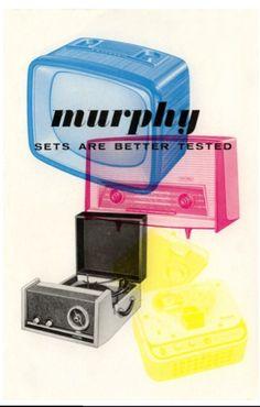 vintage Murphy ad