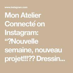 """Mon Atelier Connecté on Instagram: """"🆕Nouvelle semaine, nouveau projet!!!👌👇 Dressing sur mesure 100% bois recyclé♻️🛠🪓 #dressing #monatelierconnecté #revalorisation #SURMESURE…"""" Dressing, Math Equations, Instagram, New Week, Recycled Wood, Baby Born, Atelier"""
