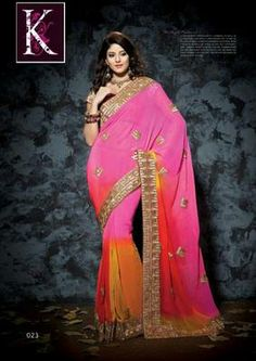 Fancy Designer Half Saree online at Rs. 2440/-