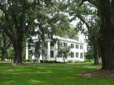 Millbrook Plantation House from Afar 2005 - Georgetown County, South Carolina