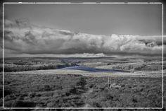 Blue reservoir
