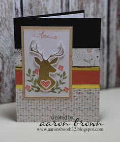 Booth #32:deer card