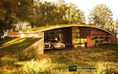 Casa bioclimatica. Cliente Arq. Daniel Ramirez, El Estudio