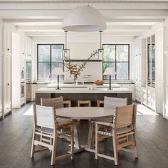 Kitchen interior design – Home Decor Interior Designs Contemporary Interior Design, Interior Design Kitchen, Kitchen Cabinet Design, Diy Interior, Interior Paint, Contemporary Style, Sweet Home, Cocinas Kitchen, D House