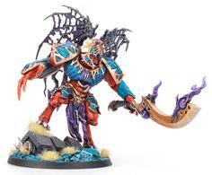 Daemon prince Tzeench