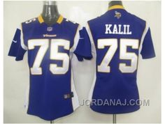 http://www.jordanaj.com/nike-women-minnesota-vikings-75-kalil-purple-elite-jersey.html NIKE WOMEN MINNESOTA VIKINGS #75 KALIL PURPLE ELITE JERSEY Only 21.48€ , Free Shipping!