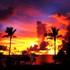 Sunset from Fannie Bay, near Darwin. Northern Territory Australia. Photo: @mr_bump_a_lot (Instagram)