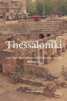 Fim-de-semana em #Thessaloniki