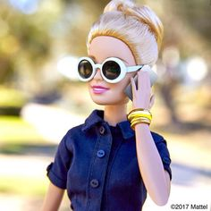 I can hear the weekend calling! Any fun plans? #barbie #barbiestyle