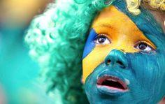 globoesporte - Frustração e desespero: veja as reações dos torcedores brasileiros na derrota para a Alemanha - fotos em copa do mundo