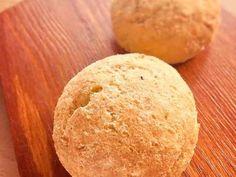 糖質制限◆混ぜて焼くだけ!万能おからパンの画像