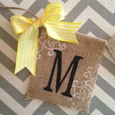 Cute banner for a lemon inspired bridal shower!